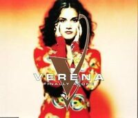 Verena Finally alone (1997) [Maxi-CD]