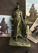 1941 PIONEER WOMAN STATUE Cherokee Strip Bryant Baker