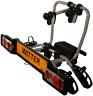 Witter ZX302EU Fahrradträger für Anhängerkupplung AHK für 2 Fahrräder abklappbar