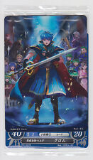 Fire Emblem 0 Cipher Promo Chrom P07-001PR Mars / Marth Holo Marker Sealed New