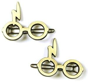 Harry Potter - Barrettes Scar & Glasses - Bioworld