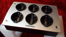 Nagelneue Furutech Rhodium Netzleiste TP60 E R von DSS Dillenhöfer