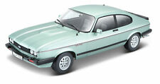 Bburago 1:24 Scale Diecast Model Of The 1982 Ford Capri (Colours May Vary)