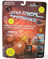 Ferengi Marauder STAR TREK Raumschiff Innerspace ovp NEU
