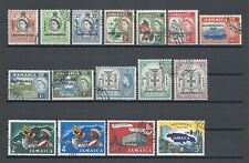 More details for jamaica 1962-63 sg 181/96 used cat £26