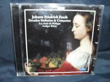 J.F. Fasch-Dresde Overtures/Sinfonias & Concertos-Les amis de Philippe