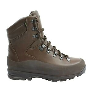ITURRI Cold Wet Weather British Army Brown Boots Size 10M GRADE 1