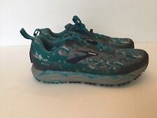 Brooks Caldera 3 Blue Gray Navy 110291D493 Men's Trail Running Shoes New Size 10