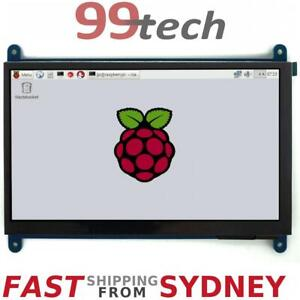 "7"" Inch LCD Touch Screen HDMI Display 1024*600 Raspberry Pi 4 3 2, From Sydney"