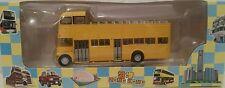 Free Ship! Open Top Daimler CVG6 Double Decker Bus - Yellow
