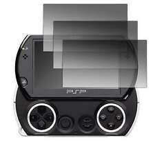 Sony PSP Glossy Screen Protectors