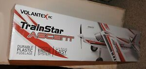 VOLANTEX RC Airplane Trainer 4CH Remote Control Plane Electric RC Aircrafts US