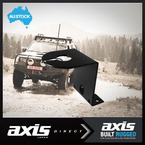 AXIS - BB4B BLACK STAINLESS STEEL BONNET MOUNT UHF ANTENNA BRACKET