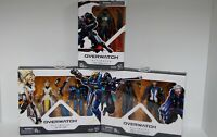 lot of Overwatch Ultimates ANA ,SOLDIER:76 ,REAPER, MERCY, PHARAH new blizzard!!