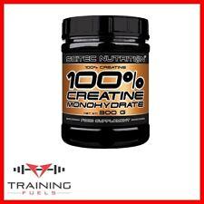 SCITEC Nutrition 100% Monohidrato De Creatina Polvo Crecimiento Muscular