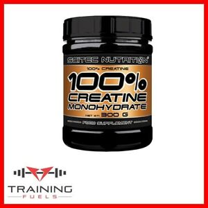 Scitec Nutrition 100% Creatine Monohydrate Powder Muscle Growth