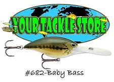 Storm Arashi Deep 25 90mm – Baby Bass - Bass Cod Perch Fishing Lure