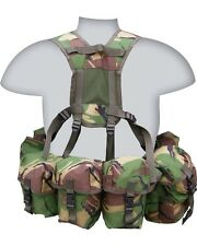 Full PLCE Kombat UK Webbing System. Army, Great Britain Kit