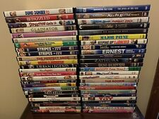 Lot of Dvd's Movies - Drama, Comedy, Horror, Sci Fi & Fantasy, Triller & Mystery