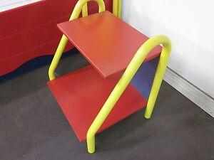 CHILDRENS BEDSIDE TABLE