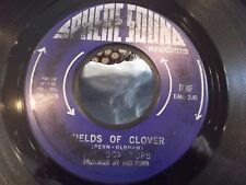 45 !  THE BOX TOPS ON MALA RECORDS CRY LIKE A BABY / FIELDS OF CLOVER