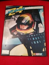 """Vintage Jeff Gordon Nascar Plaque 8x10"""" Wall Hanging Made in Canada"""