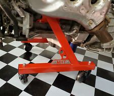"""NEW Engine Cart Stand Cradle, FITS BOTH the LS & Gen 5 LT with trans 4"""" casters"""
