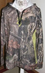 Women's Large Browning Mossy Oak Arches Mobuc Hoodie Regular Fit