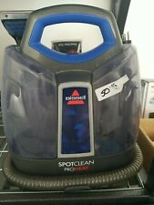Bissell 2694 SpotClean ProHeat Portable Spot and Stain Carpet Cleaner - Blue