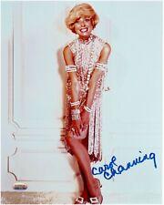 Carol Channing Autographed 8x10 Photo