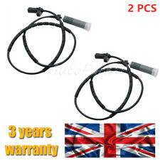 2pcs Wheel ABS Speed Sensor For BMW 1 3 Series E81 E82 E87 E88 E90 E91 E93