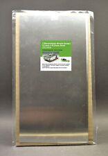DioDump DD144-B 2 Aluminium sheets (large) 0,1mm + 0,2mm thick scratch building