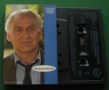 Inspector Morse Orig Music ITV Series Barrington Pheloung Cassette Tape TESTED