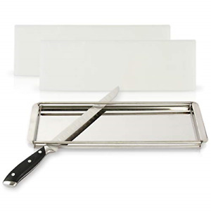 Advanced Beef Jerky Slicer Kit 100% Precision Uniform Slices Guaranteed Safe