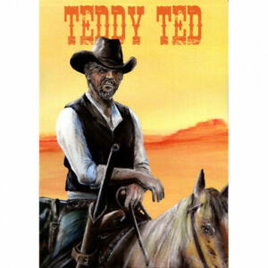 Teddy Ted - tome 10 : 1899 Deadstone [Tirage limité]