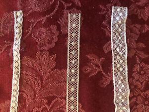 antique lace trim