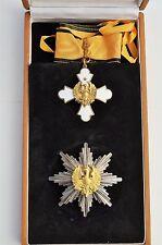 Grèce, Ordre du Phoenix, ensemble de Grand Officier