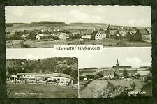 Postkarte: Elkenroth - 3 Ansichten