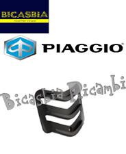 1B004504500N4ORIGINALE PIAGGIO FREGIO NASELLO NERO CENTRALE VESPA 125 300 GTS