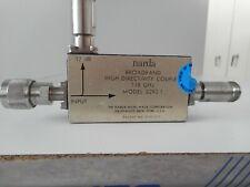 Narda 3292-1 High Directivity Coupler