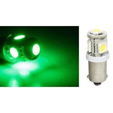 Green 5-LED Map Inside Dash Panel Cluster Gauge Clock Glove Box Light Bulb #293