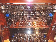Philco Radio Bar & Original Glassware 1937 #