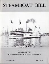 """1972 QE2 Major Rehab Article in """"Steamboat Bill"""" - NAUTIQUES sHiPs WORLDWIDE"""