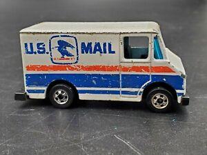 Vintage 1976 Mattel Hot Wheels U.S. Mail Truck Hong Kong