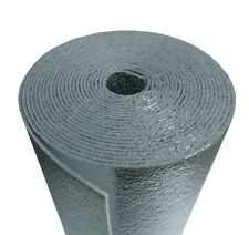 "NASATEK Reflective Foam Core Insulation Pipe HVAC Duct Wrap (21""x50')"