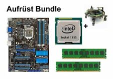 Aufrüst Bundle - ASUS P8Z68-V LX + Intel Core i7-3770K + 16GB RAM #151494
