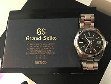 Grand Seiko Springdrive GMT