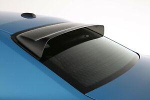 Fits 08-21 Challenger GTS Acrylic Smoke Solarwing Rear Window Deflector 51162