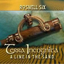 Terra Incognita: A Line In The Sand von Roswell Six (2010)