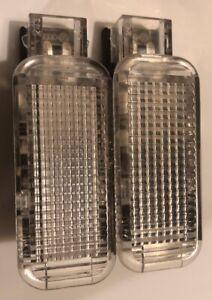 OEM Audi A4 Puddle Lights Pair